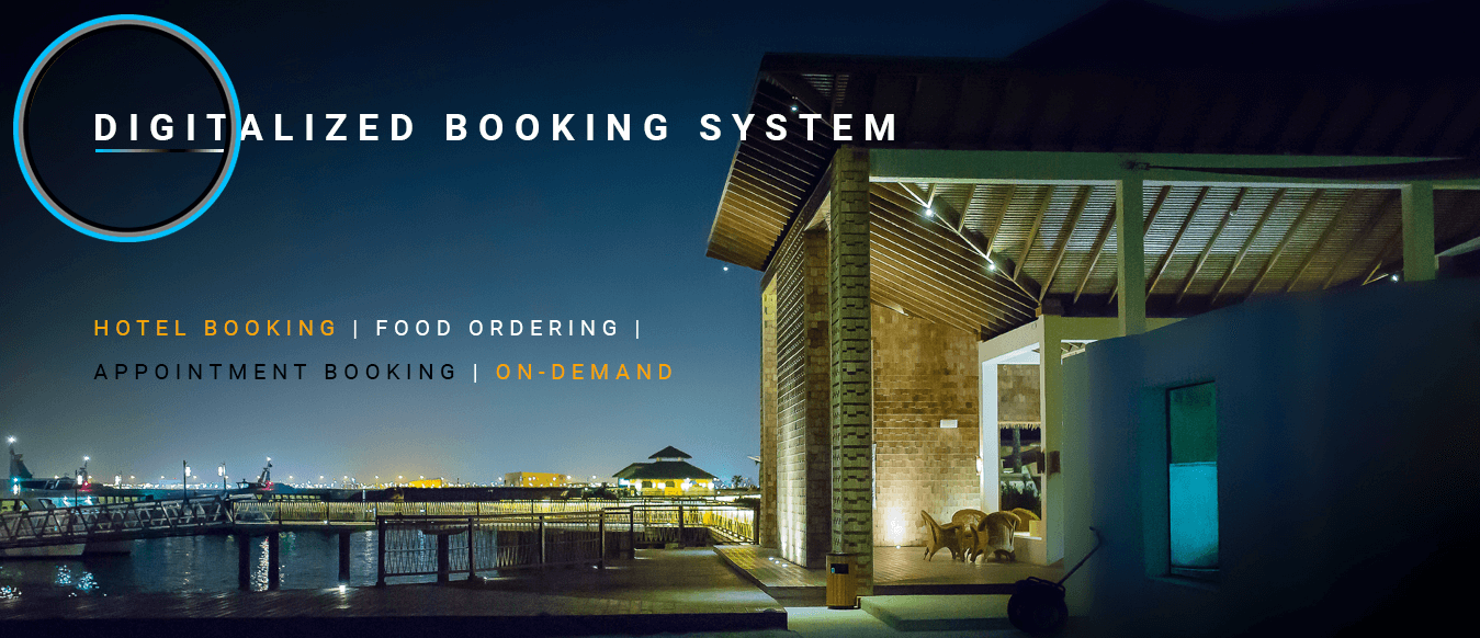 Digitalized Booking