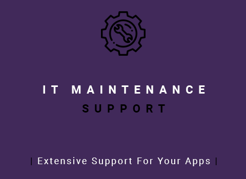 IT Maintenanace & Support