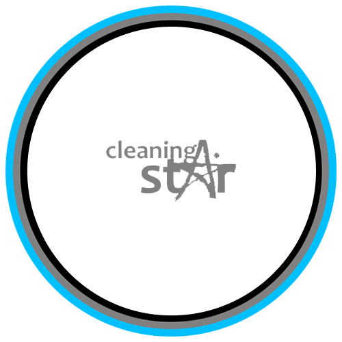 cleaning star